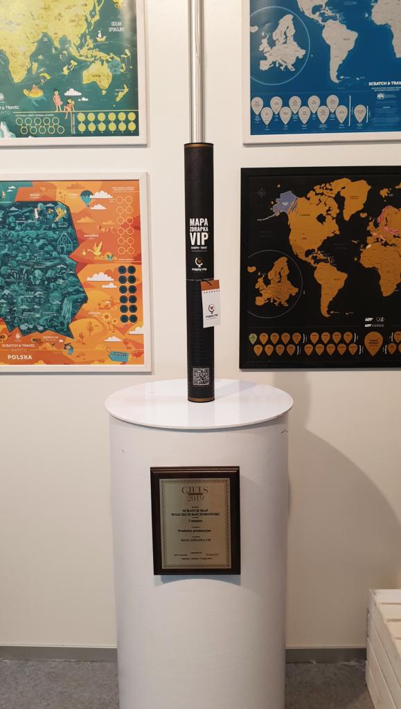 mapa świata galeria handlowa
