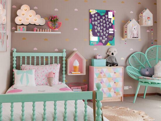 Piękny pokój dla nowego członka rodziny
